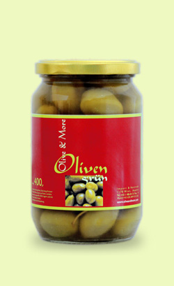 Olive & More Pasten